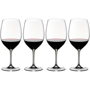 Riedel Veritas cabernet/merlot vinglas 4 stk. 265-års jubilæum