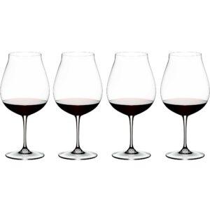 Riedel Vinum New World Pinot Noir Vinglas 4 pak