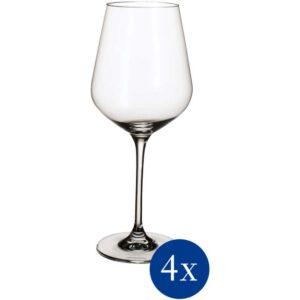Villeroy & Boch La Divina Bordeauxglas 4-pak