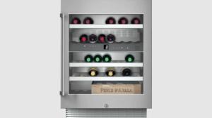 Gaggenau Serie 200 vinkøleskab med glaslåge - indbygning - 34 flasker - 82 cm