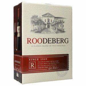 KWV Roodeberg 13,5% 3 L (filled on 26.08.2020)