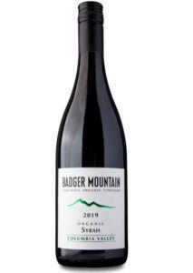 Badger Mountain Syrah Organic 2019