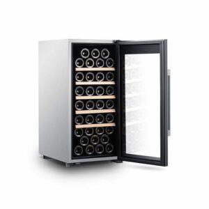 Climadiff CLS41 Vinkøleskab - Rustfrit Stål