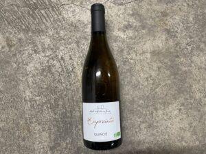 Domaine Joncy Empreinte Quincié Blanc 2020