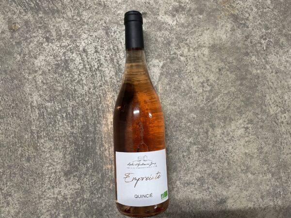 Domaine Joncy Empreinte Quincié Rosé 2020