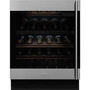 Smeg CVI338LX3 Vinkøleskab - Rustfrit Stål