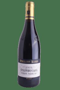 "2015 Pinot noir ""Steinbuckel"" GG"