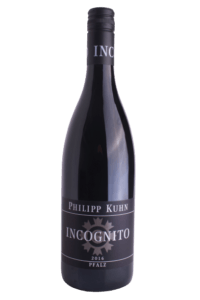 "2016 ""Incognito"" Rotweinscuvèe Trocken"