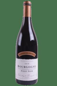 """2018 Bourgogne """"Pinot Noir"""""""