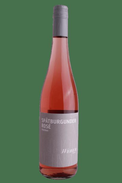 2018 Späetburgunder Rosè SE trocken