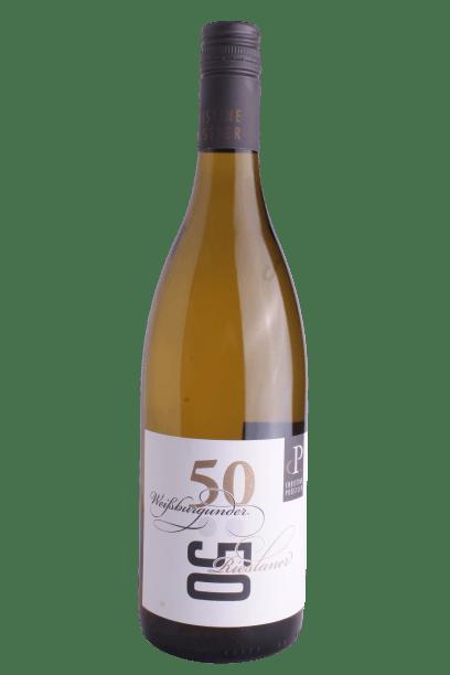 50:50 - Rieslaner : Weissburgunder