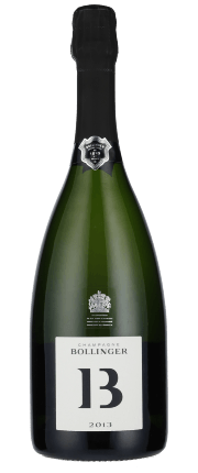B13 Blanc de Noirs Limited Edition Bollinger Champagne