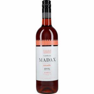 Castillo de Madax Rosado Rose 12,5% 0,75 ltr