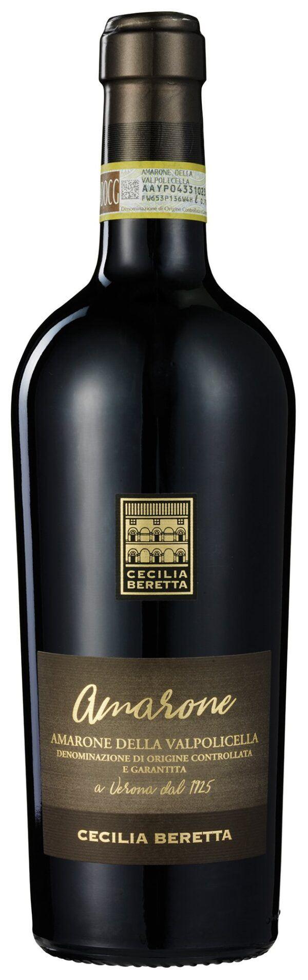 Cecilia Beretta, Amarone della Valpolicella 2014 0,75 ltr
