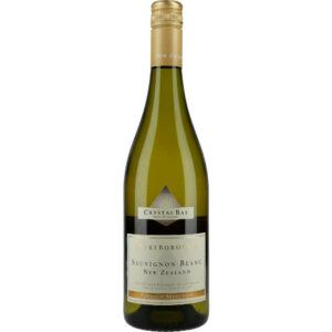 Crystal Bay Marlborough Sauvignon Blanc Hvidvin 12.5% 0.75 ltr.