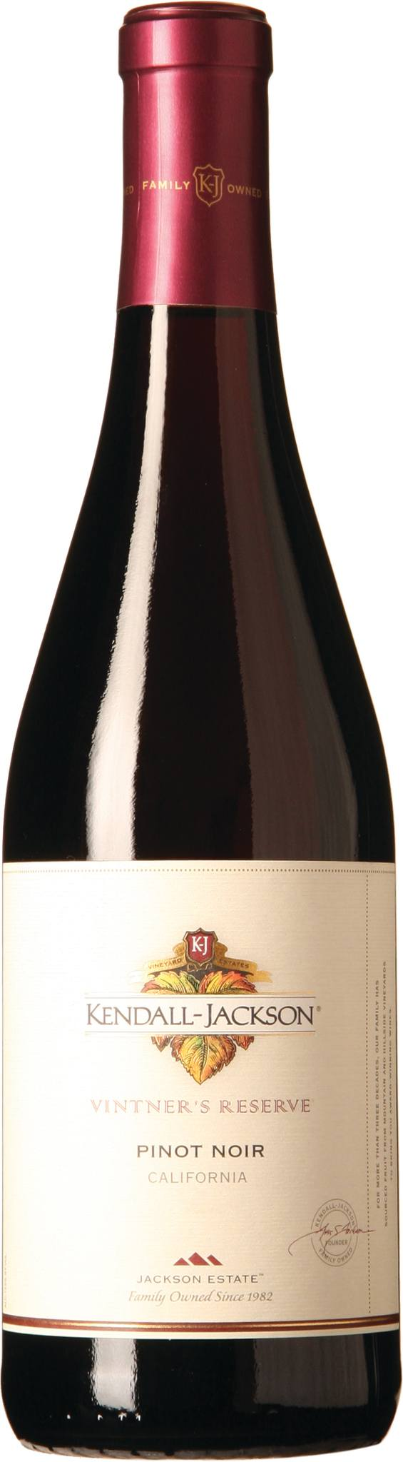 Kendall-Jackson Vintners Reserve Pinot Noir 2019