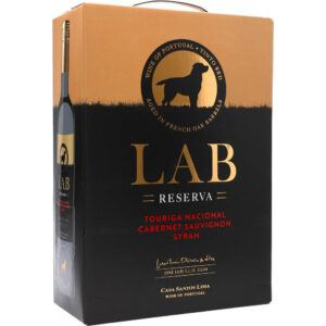 LAB Reserva Tou Nax Cabernet Sauvignon Syrah 14% 3 ltr.