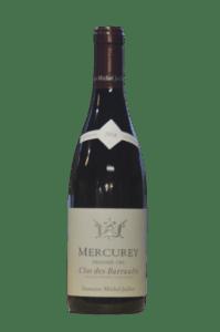 Mercurey Rouge Barraults