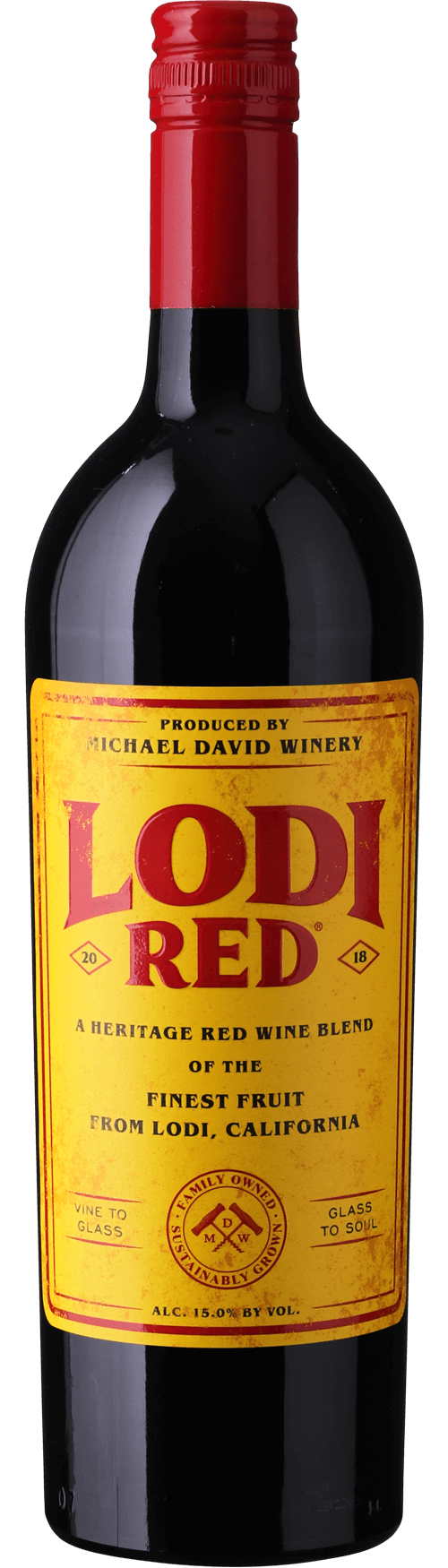Michael David Winery Lodi Red 2018 75 cl