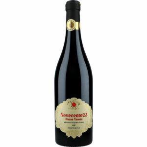 Novecento23 Rosso Veneto Rødvin 13.5% 0.75 ltr.