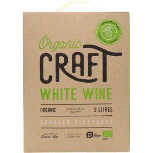 Organic Craft Hvidvin 12,5 % 3L
