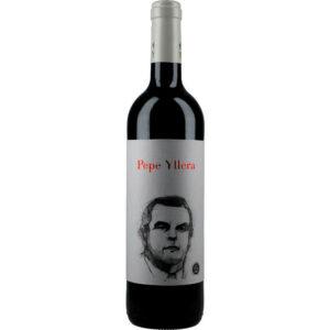 Pepe Yllera Tempranillo y Cabernet Sauvignon Roble 14% 0.75 ltr.