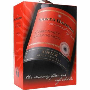 Santa Babera Cabernet Sauvignon 13% 3 Ltr. (Rb)
