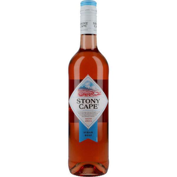 Stony Cape Syrah Rosé 12% 0,75 ltr.