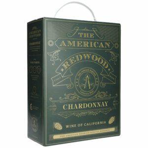 The American Redwood Chardonnay Hvidvin 13% 3L BIB