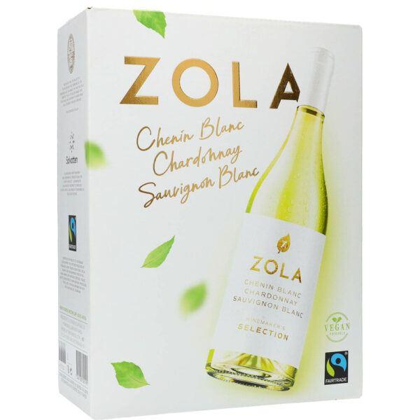 Zola Hvidvin 12,5 % 3L