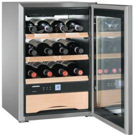 LiebHerr WKes 653-22 001 - Integrerbart vinkøleskab