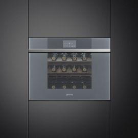 Smeg CVI121S3 - Integrerbar vinkøleskab