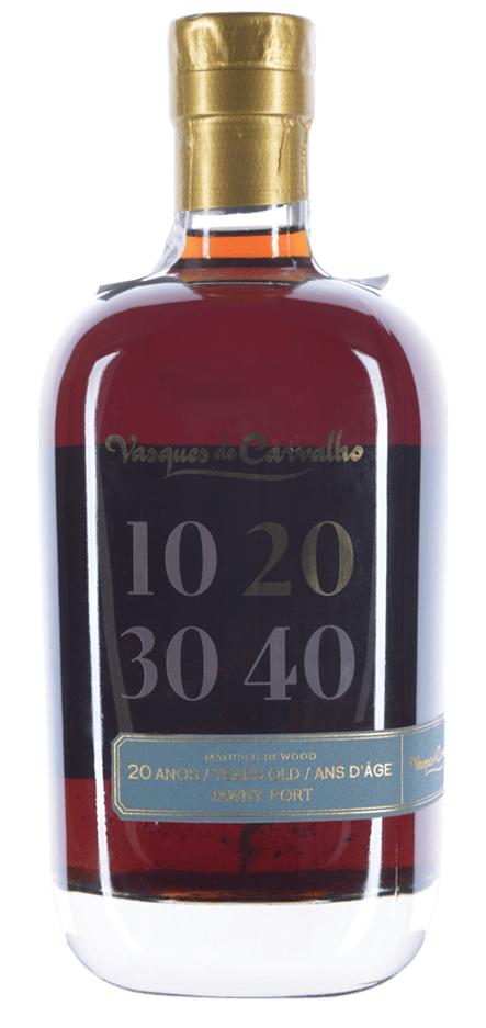 Vasques de Carvalho 20 års Tawny 70 cl